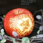 一年のお礼に 「Thank youりんご」 はいかがでしょうか