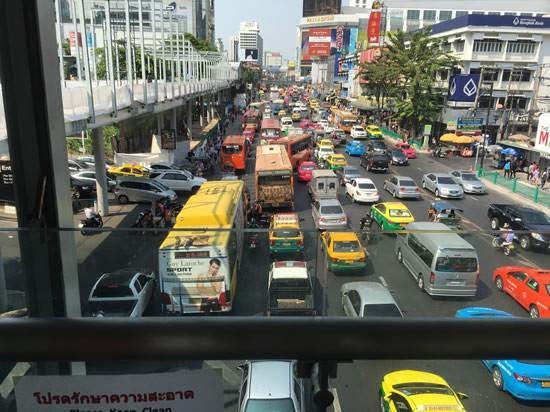 渋滞はいつも