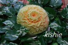 カービング☆☆ 生活に彩りを-ハネージュ オレンジ