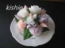 カービング☆☆ 生活に彩りを-ケーキ