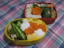カービング☆☆ 生活に彩りを-お弁当